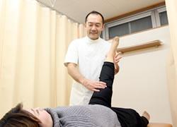 吹田市江坂まほろば鍼灸整骨院の筋肉調整